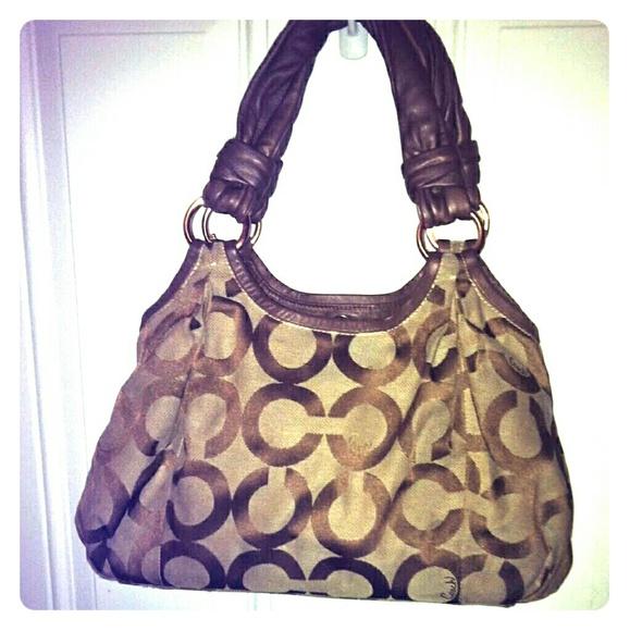Coach Handbags - Large (New) Style Coach Handbags