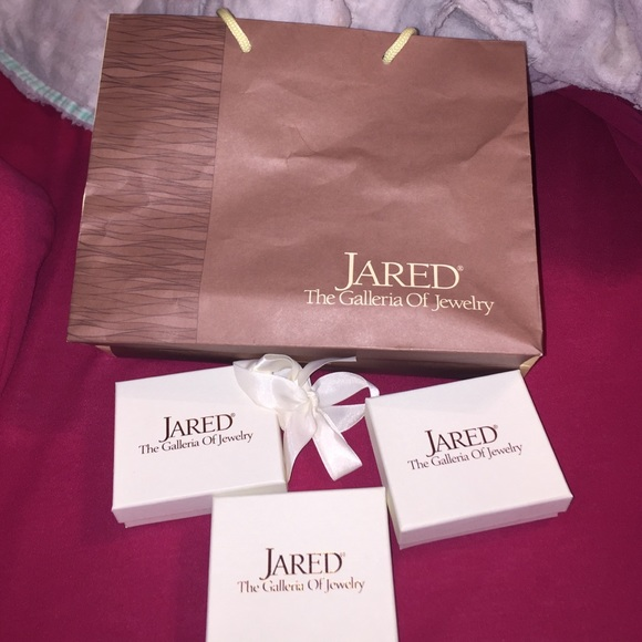 Jared Bags Jewelry Bag 3 Boxes Poshmark