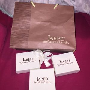 Jared Jared jewelry bag 3 boxes from Isabellas closet on Poshmark
