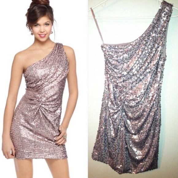 66% off As U Wish Dresses &amp- Skirts - As u wish sequin dress from ...