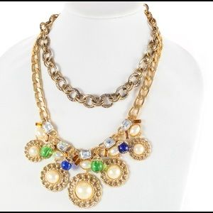 Jewelry - Colorful statement necklace