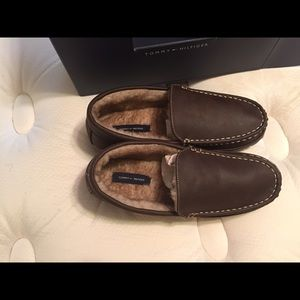 8120b79a5c283c Tommy Hilfiger Shoes - Size 9 Tommy Hilfiger house shoes