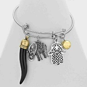 clearance Elephant Horn Bracelet