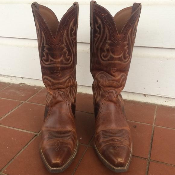 22e9c8fdbf7 Ariat Women's Heritage Western X Toe Cowboy Boot