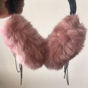 Handmade Accessories - Scream Queens Chanel #3 Embellished Jewel Earmuffs