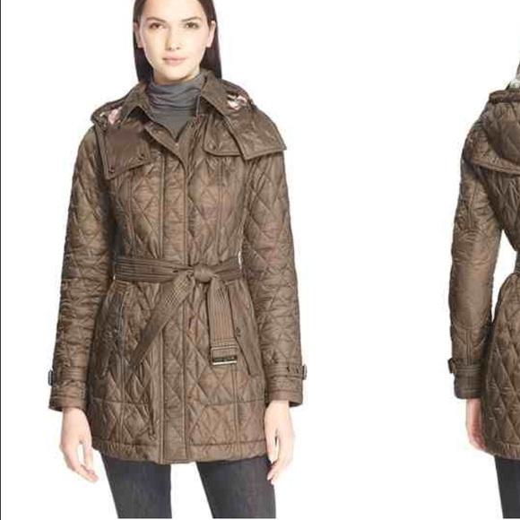 Burberry Jackets Coats Brit Finsbridge Jacket Poshmark