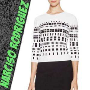 REVERSIBLE Narciso Rodriguez knit