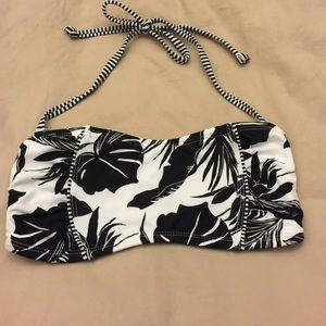 Old Navy bandeau bikini top.