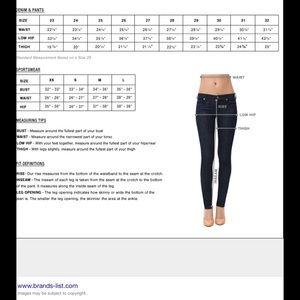 Rock revival jeans poshmark