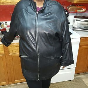 military style dress jacket quarter