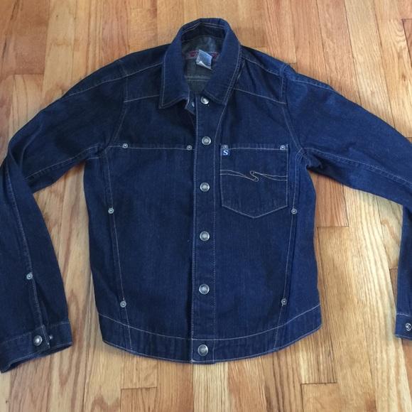 80% off Silver Jeans Jackets & Blazers - Silver brand Jean jacket ...