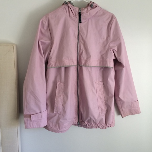73% off Charles River Jackets & Blazers - Charles River Light Pink ...