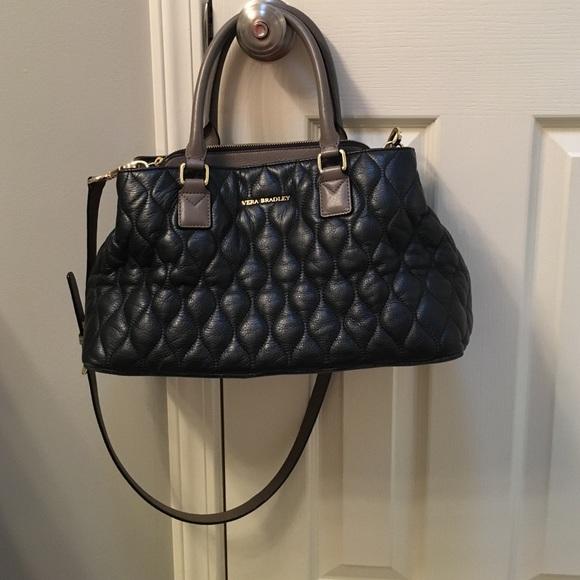 67 Off Vera Bradley Handbags Vera Bradley Quilted Emma