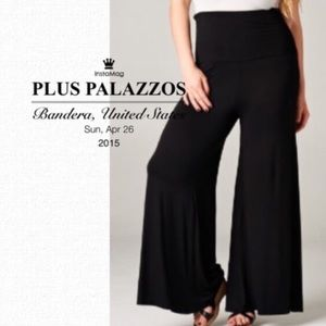 tla2 Pants - 💥HOST PICK 10/6, 12/6💥BLACK PALAZZO PANTS!