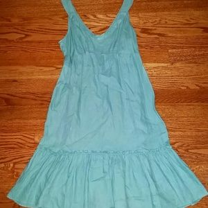 Mossimo Teal Sundress