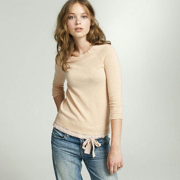 77% off J. Crew Sweaters - Sale! J. Crew 100% cashmere sweater ...