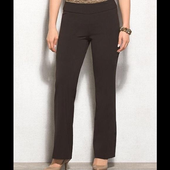 46a2b886f18 Dress Barn Pants | Secret Agent Tummy Control Slimming | Poshmark
