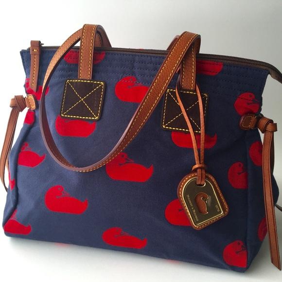 508b73ab9267 Dooney   Bourke Handbags - Dooney   Bourke Betty Sport Bag - Navy Blue