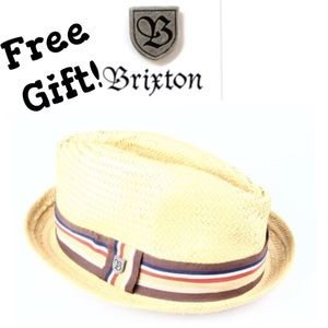 Brixton Accessories - Brixton Wide Brim Fedora