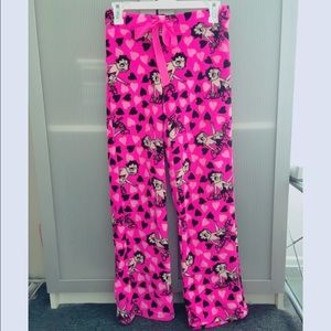 Other - 🌈Betty Boops lounge drawstring pants