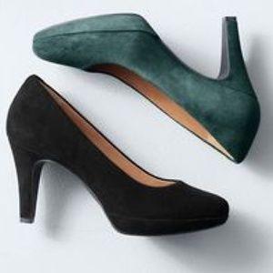 Clarks Size 7 MPoshmark ShoesSuede Pumps 12 k8wX0OPn