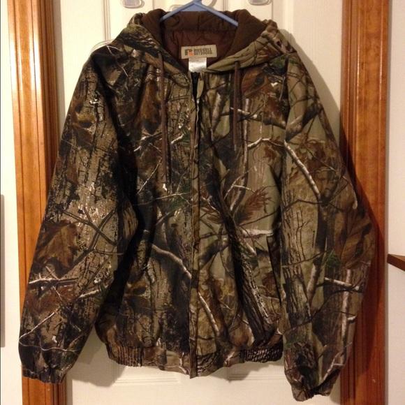 9c00ac51ba568 Russell Outdoors Jackets & Coats | Camo Hunting Coat Szsm Euc Looks ...