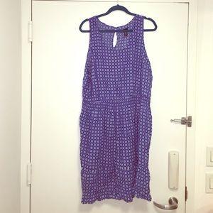 GAP Dresses & Skirts - Gap - Modern Print Mini Dress - Size XXL
