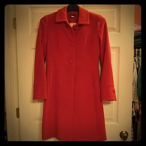 Jcrew Wool Dress Coat