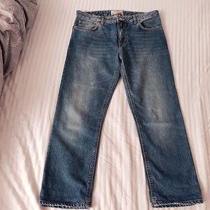 226310728b16 Acne Jeans - FINAL FLASH- Acne Pop Betty Boyfriend Jeans