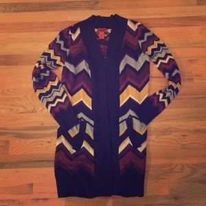 Missoni for Target Long Sweater - Size S