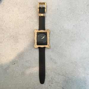 Jeremy Scott Accessories - Jeremy Scott rococo swatch watch