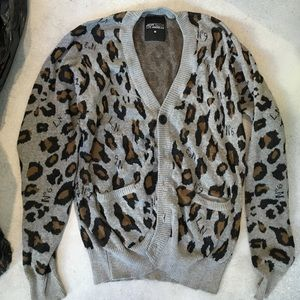 joyrich Sweaters - joyrich leopard print cardigan