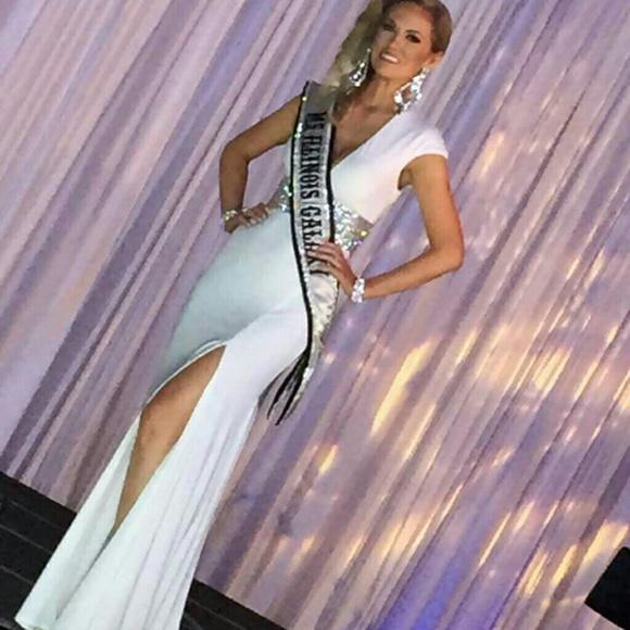 Jovani Dresses New Price Jersey Pageant Or Prom Dress Poshmark