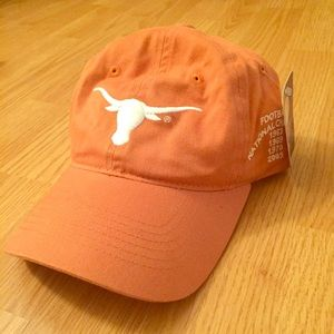 Officially Licenced Collegiate Product Accessories - Texas Longhorn Baseball Cap