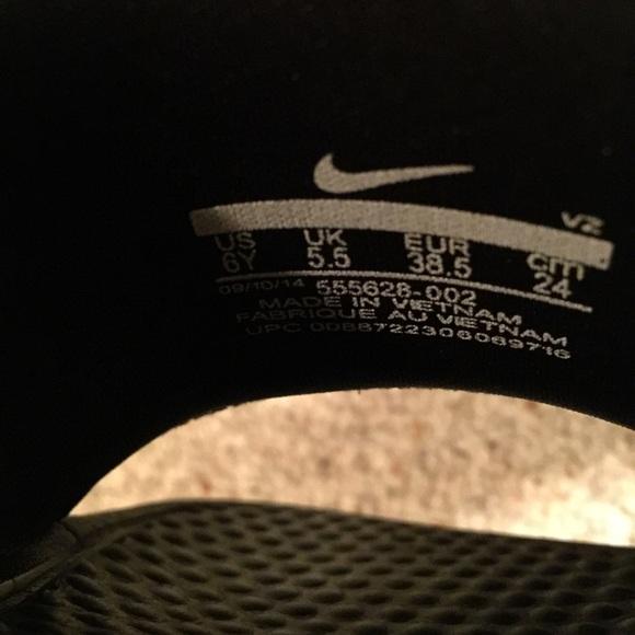 Nike Glir Ungdom Størrelse AcXYLWM