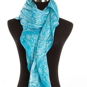 Accessories - Balinese Silk Scarf/Sarong