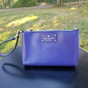 SALE! Kate Spade wellesley linet emperorbe blue