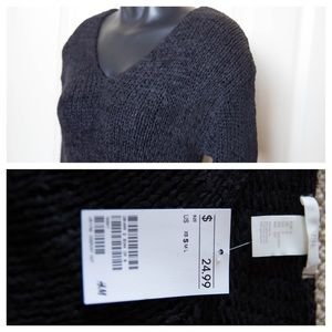 H&M Sweaters - 🆕V-neck Thick Knit Sweater Vneck Longsleeve Cozy