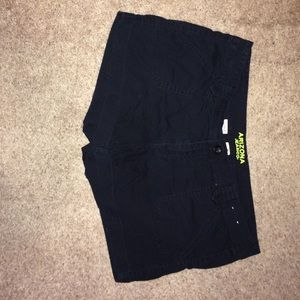 Black Arizona Jean Company jean shorts on Poshmark