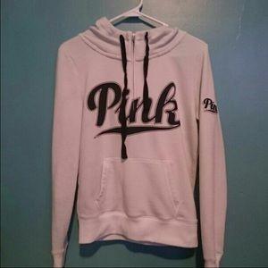 PINK Half Zip