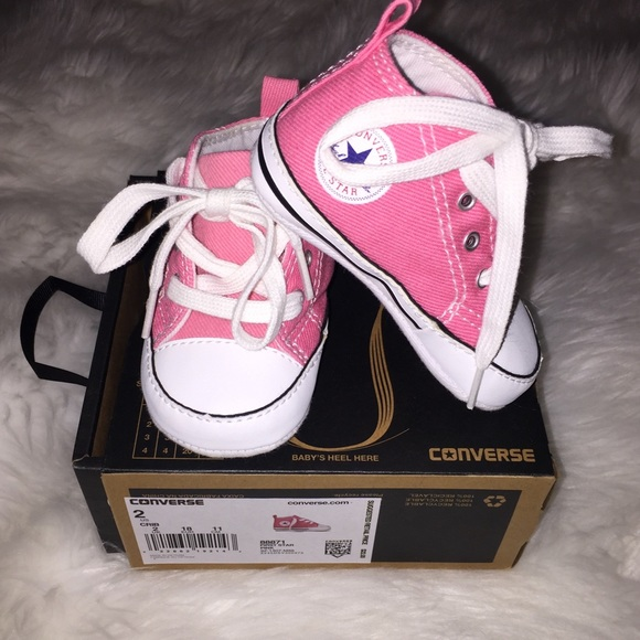 Converse Shoes - Converse Baby Sneakers - Pink 7c135a5fb