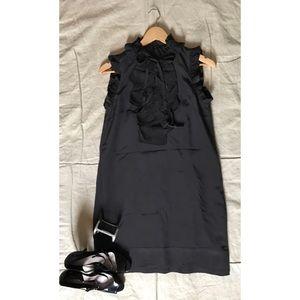 Express Silk Sheath Dress