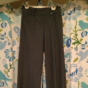 Express Wide Leg Trousers