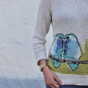 CWonder Sweaters - CWonder bird sweater.