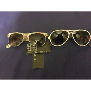 Cotton On Sunglasses/Sunnies Bundle