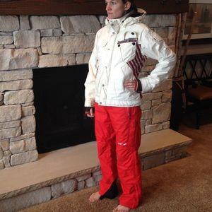 Spyder Jackets & Blazers - Ski / snowboard jacket and pants
