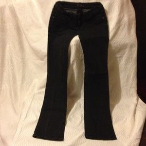 Dots Denim - 👖 Dots Black Jeans