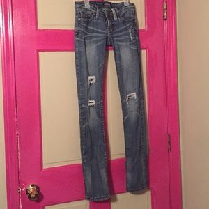 AFF Denim - Almost ripped jeans