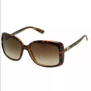 Gucci 3188/S Havana Sunglasses New in case