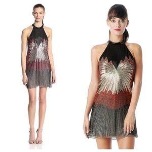 Parker beaded dress Xs